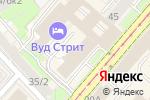 Схема проезда до компании АКБ СОЮЗ в Москве