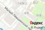 Схема проезда до компании Научно-практический центр профессиональной оценки в Москве