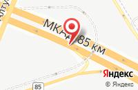 Схема проезда до компании ЗООВЕТ + в Дмитрове