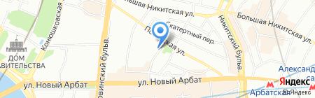 Кворум на карте Москвы