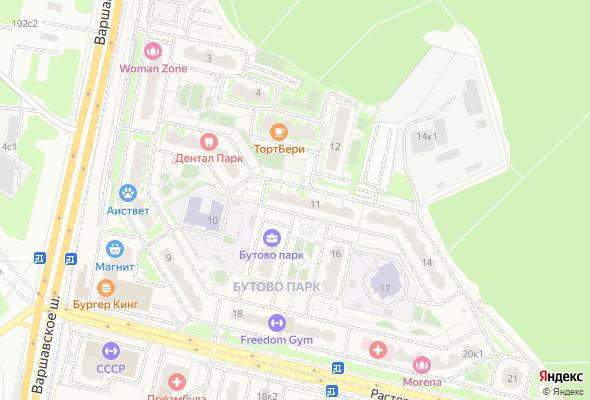 купить квартиру в ЖК Бутово парк