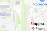 Схема проезда до компании Newмишка в Москве