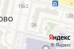 Схема проезда до компании Кленушко в Бутово