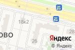 Схема проезда до компании Магазин халяльных продуктов в Бутово