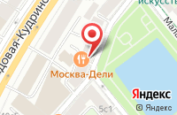 Схема проезда до компании Пробизнес Маркетинг в Москве