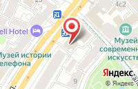 Схема проезда до компании Межрегиональная Общественная Организация »Общественный Комитет «За Честные Выборы!« в Москве