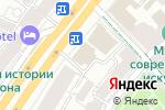 Схема проезда до компании Аэролайф в Москве