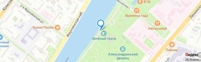 Пушкинская набережная
