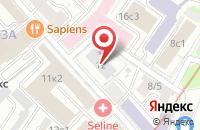 Схема проезда до компании 1001 каталог в Жуковском