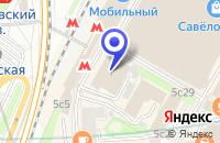 Схема проезда до компании ИНФОРМАЦИОННЫЙ ЦЕНТР ПЕРСОНИФИЦИРОВАННОГО УЧЕТА в Москве