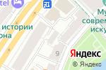 Схема проезда до компании Векпром в Москве
