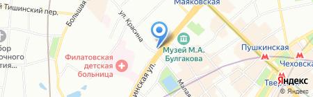 Ваше здоровье на карте Москвы