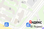 Схема проезда до компании Захар Едакин и партнеры в Москве