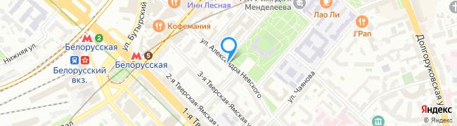 улица Александра Невского