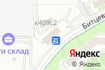 Схема проезда до компании Отдел МВД России по району Зюзино г. Москвы в Москве