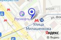 Схема проезда до компании АРХИТЕКТУРНАЯ МАСТЕРСКАЯ ВАЗГЕНА ЗАХАРОВА в Москве