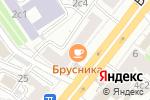 Схема проезда до компании Хлеб & Co в Москве