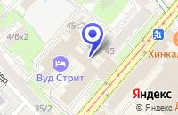 Схема проезда до компании ТФ ШКАФ-КУПЕ в Москве