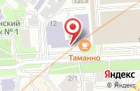 Схема проезда до компании Союз Поставщиков Мяса в Москве