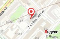 Схема проезда до компании Автодорстрой в Москве