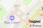 Схема проезда до компании Psyклуб в Москве