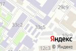Схема проезда до компании Brief medicine в Москве