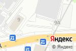Схема проезда до компании Казан в Москве