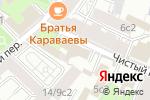 Схема проезда до компании Детская музыкальная школа им. С.И. Танеева в Москве