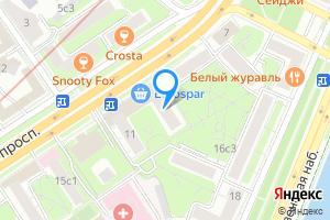 Комната в трехкомнатной квартире в Москве Комсомольский пр-кт, 9