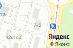 Схема проезда до компании Быстрофотокнига в Москве