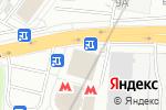 Схема проезда до компании Аптека плюс в Москве