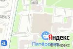 Схема проезда до компании Бемби в Москве