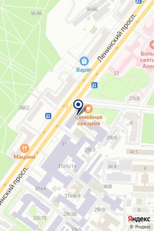 ХОЛДИНГОВАЯ КОМПАНИЯ СПЕЦТОПРЕСУРС на карте Москвы