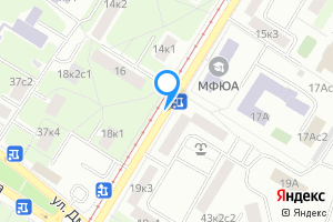 Сдается однокомнатная квартира в Москве Большая Черёмушкинская ул.