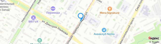 Большая Черёмушкинская улица