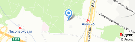 Консалт-ОПК на карте Москвы