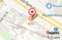 Схема проезда до компании Полимикс-Центр в Москве