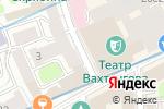 Схема проезда до компании Картинная галерея Джуны Давиташвили в Москве