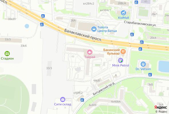 ЖК Балаклавский просп., к.2 АБВ