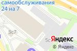 Схема проезда до компании A2Lab в Москве