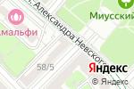 Схема проезда до компании МетроЭк в Москве