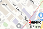 Схема проезда до компании Управление городским имуществом в Южном административном округе департамента городского имущества г. Москвы в Москве