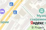 Схема проезда до компании Адвокат Фокина И.А. в Москве