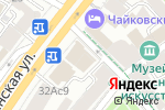Схема проезда до компании RS Platou в Москве