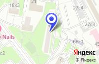 Схема проезда до компании ПТФ АНИМПЕКС-М в Москве