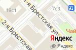 Схема проезда до компании Noerr в Москве