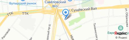 СОЮЗШАХТООСУШЕНИЕ на карте Москвы