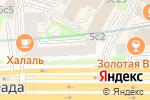 Схема проезда до компании Гемотест в Москве