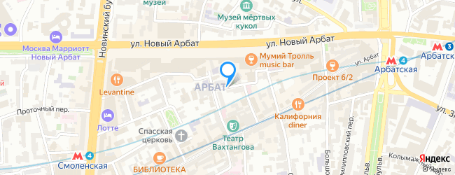 Средний Николопесковский переулок