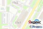 Схема проезда до компании Астра-Фарм в Москве